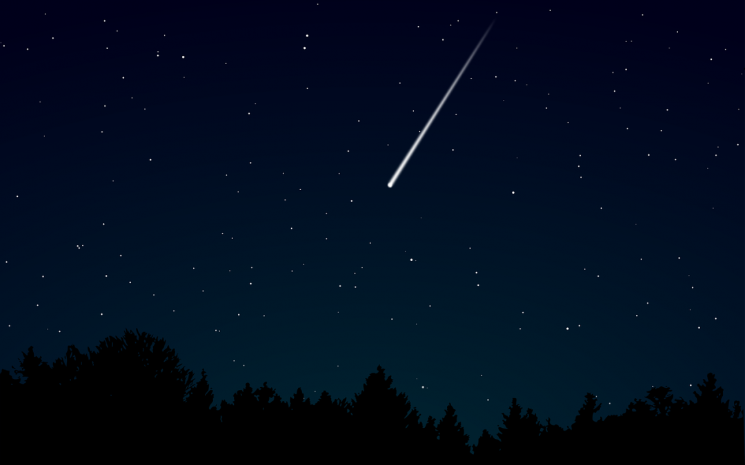 Astronomy Series – Geminid Meteor Shower
